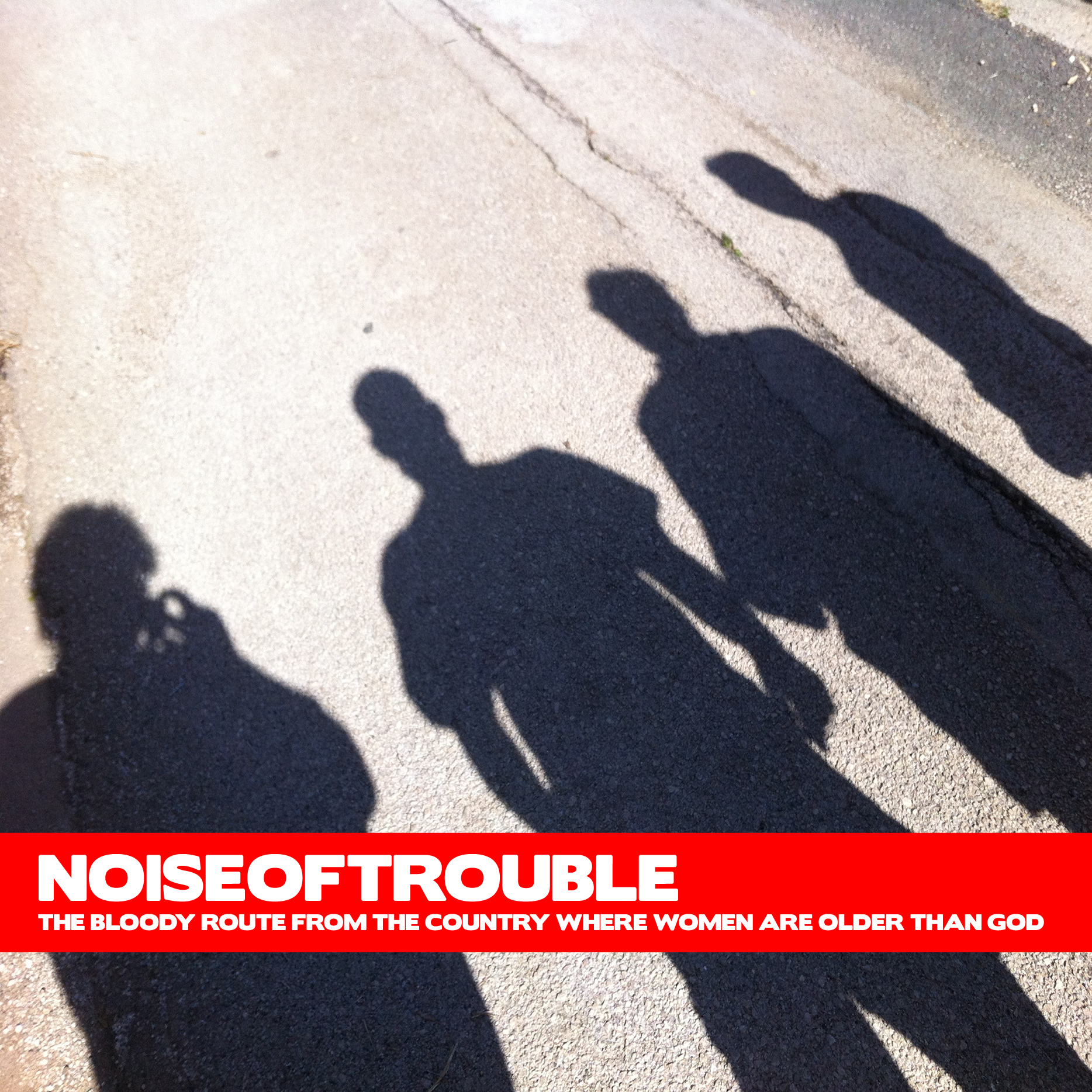 Copertina di NOT - NOISE OF TROUBLE